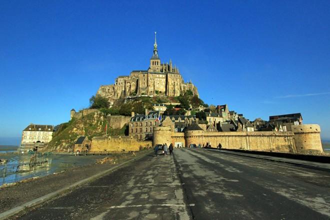 le Mont Saint Michel, Brittany